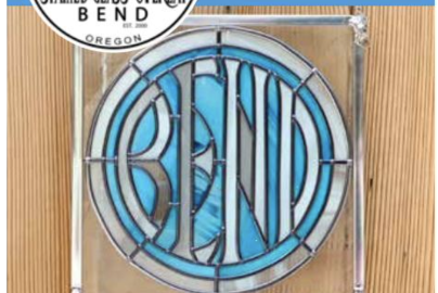BEND Stained Glass Overlay